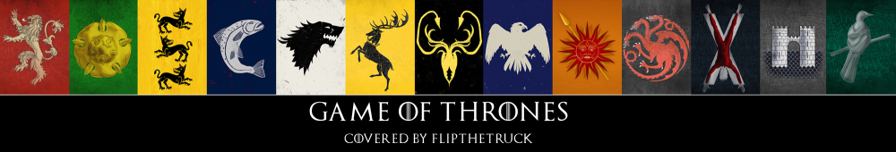 battle for the throne banner 2014